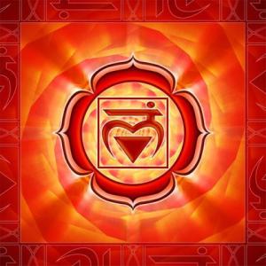 Mandala del primer chakra
